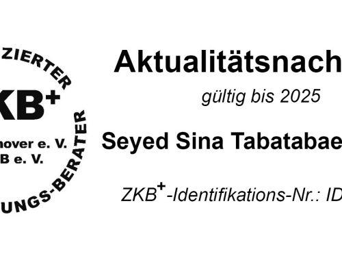 Zertifizierter Kanalsanierungs-Berater
