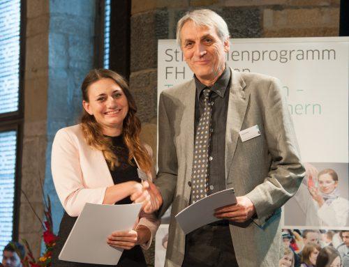 ATD unterstützt Stipendienprogramm der FH Aachen