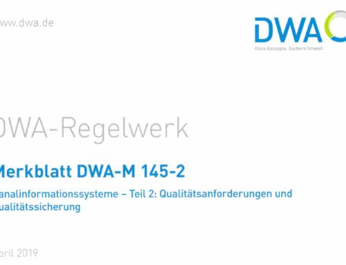 Veröffentlichung DWA-M 145-2